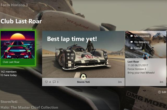 Xbox One will save your console's settings in the cloud