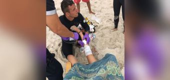 Shark attacked boy at N.Y. beach, officials confirm