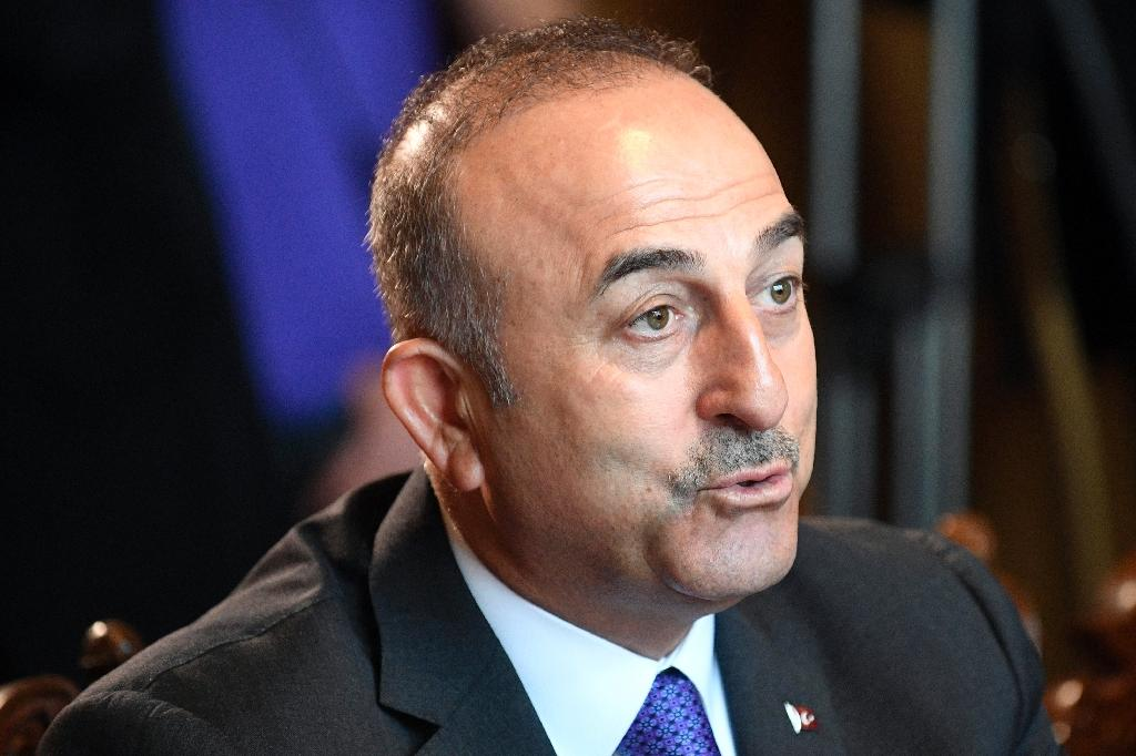 Turkish Foreign Minister Mevlut Cavusoglu says Ankara's embassador to Washington will be back at work shortly after a spat with the US over the new American embassy in Jerusalem