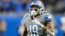 Kenny Golladay out again for Lions