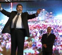 The Latest: Turkey president says Morsi didn't die naturally