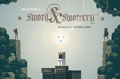 Sword and Sworcery LP coming out April 5, iPhone version in a few weeks