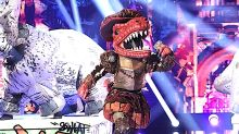 'The Masked Singer' T-Rex is youngest contestant in series' history
