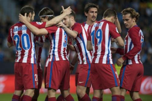 Filipe Luís marca, e Atlético de Madrid assegura vitória fora de casa