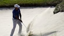 Tiger Woods misses chances to score, stumbles again Saturday at Northern Trust