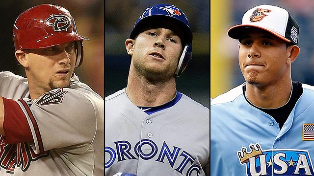Fantasy replacements for Brett Lawrie