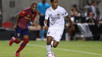Foot - MLS - Rayan Raveloson (ex-Troyes) empile les buts avec Los Angeles en MLS