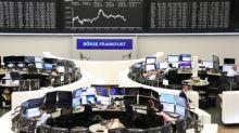 Bolsas europeias têm firme alta com alívio em tensões políticas