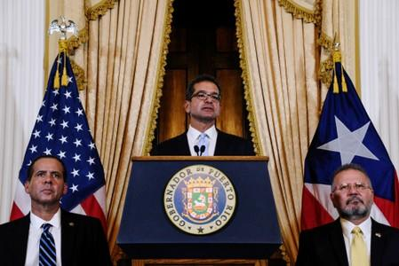 Puerto Rico court declares new governor's swearing-in unconstitutional