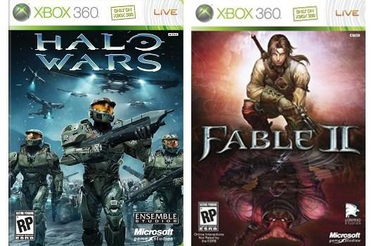 Halo Wars, Fable 2 join Europe's Xbox 360 Classics