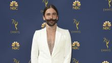 Queer Eye host Jonathan Van Ness shares inspirational message with fans