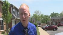 Detective lauded as hero in infant rescue