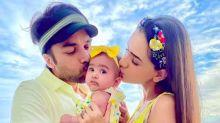 Meri Aashiqui Tum Se Hi's Smriti Khanna Shares First Family Photo With Hubby Gautam And Baby Anayka