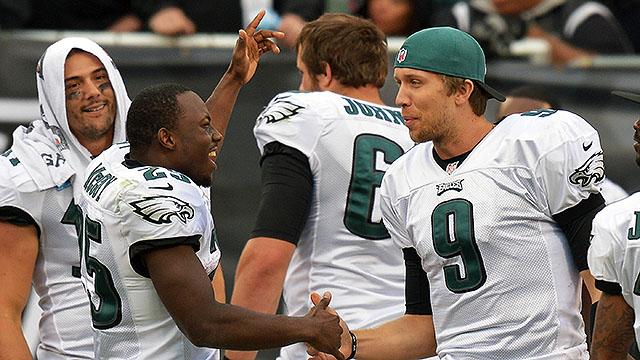 Are Eagles the new team to beat in NFC East?