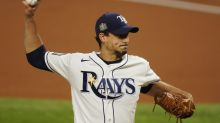 Rays decline options on RHP Charlie Morton, C Mike Zunino
