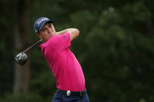 PGA高球錦標賽 湯瑪斯首摘大賽冠軍 .