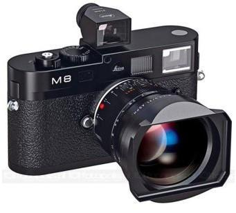 Leica trots out D-LUX 4, C-LUX 3 and M8.2 digital cameras