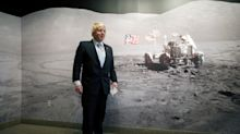 Boris Johnson Ripped By Space Expert Over Brexit Moon Landing Comparison