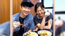 JJ Lin still has not mastered the art of making dumplings