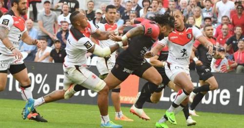Rugby - Top 14 - Top 14 : Toulon enfonce le Stade Toulousain et le prive sûrement de la phase finale