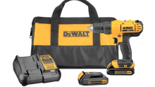 12 Deals of Christmas- Day 5: Save 35 per cent on this lightweight power tool
