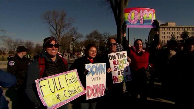 Supreme Court to rule on gay marriage laws