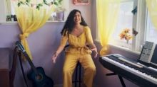 'Julie and the Phantoms': Watch Madison Reyes Sing With Her Trio of Hunky Ghosts in Netflix Series' First Music Video