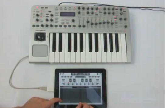 Apple introduces MIDI to iOS 4.2, iPads the world o'er get ready to rave