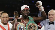 World champ Terence Crawford stops John Molina in 8th round