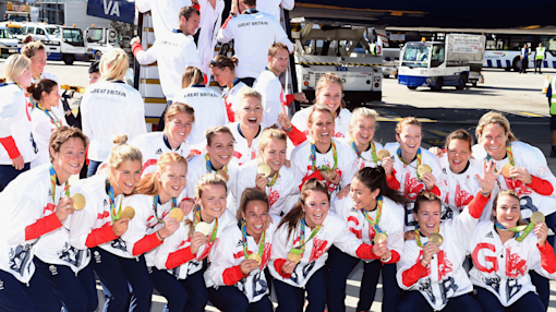 Great Britain bought its Olympic athletes matching red bags and they wreaked havoc at the airport