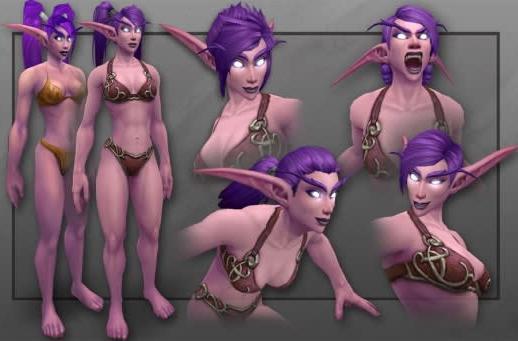 World of Warcraft finally integrates Night Elf ears