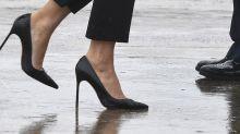 高跟鞋走路太吵惹同事討厭?教你如何穿高跟鞋不發出聲音