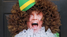 Holiday season already has a must-have item: this Buddy the Elf wreath