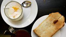 Britische Mensa fragt: Wie schneidet man Toast richtig?