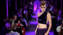 Tom Ford goes for simplicity with flashes of sex appeal