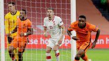 Netherlands 1-0 Poland: Bergwijn goal kickstarts post-Koeman era