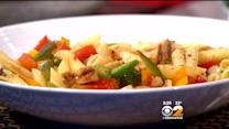 Stephanie & Tony's Table: A Pasta Dish That Will Have You Thinking About Spring