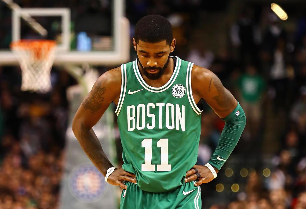 détaillant en ligne 66f4a 3a133 Basket - Boston's Irving suffers minor facial fracture