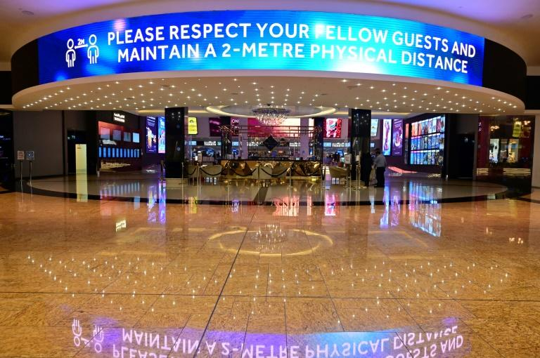 Dubai Malls Businesses To Fully Operate From Wednesday