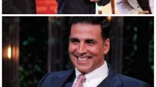 """""""If they stop smoking, SRK, Aamir, Salman will last long, else I will"""": Akshay takes a dig at the Khans!"""