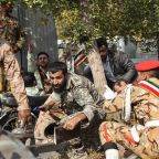 Iran points finger at US allies over deadly attack