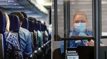 Woman in her 30s dies from coronavirus on plane