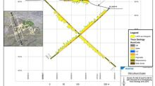 Frontier Lithium Intersects 231m of 1.61% Li2O During Phase II Drilling of the Spark Pegmatite