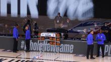 Basket - NBA - NBA : les Bucks protestent contre les violences policières et boycottent leur match contre Orlando