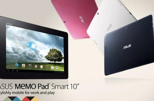 ASUS MeMo Pad Smart 10 flaunted in YouTube trailer