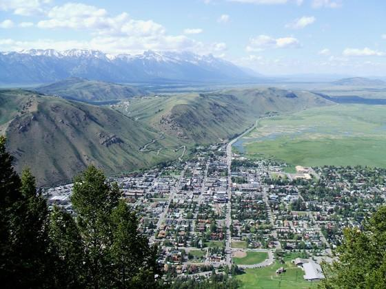 """First"" US WiMAX deployment goes live in Jackson Hole, Wyoming"
