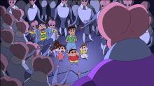 Review: 'Crayon Shin-chan: Invasion!! Alien Shiriri' has a more likeable Shinnosuke