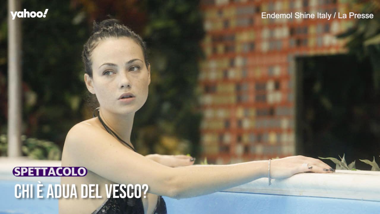 Chi è Adua Del Vesco Video