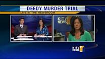 Key witness questioned by Deedy's attorneys