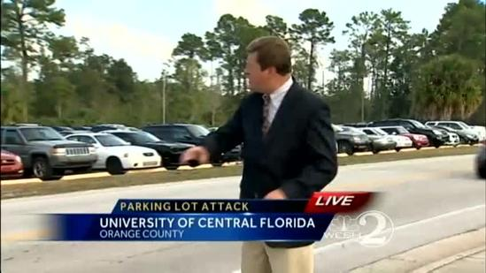 Man pistol-whipped on UCF campus